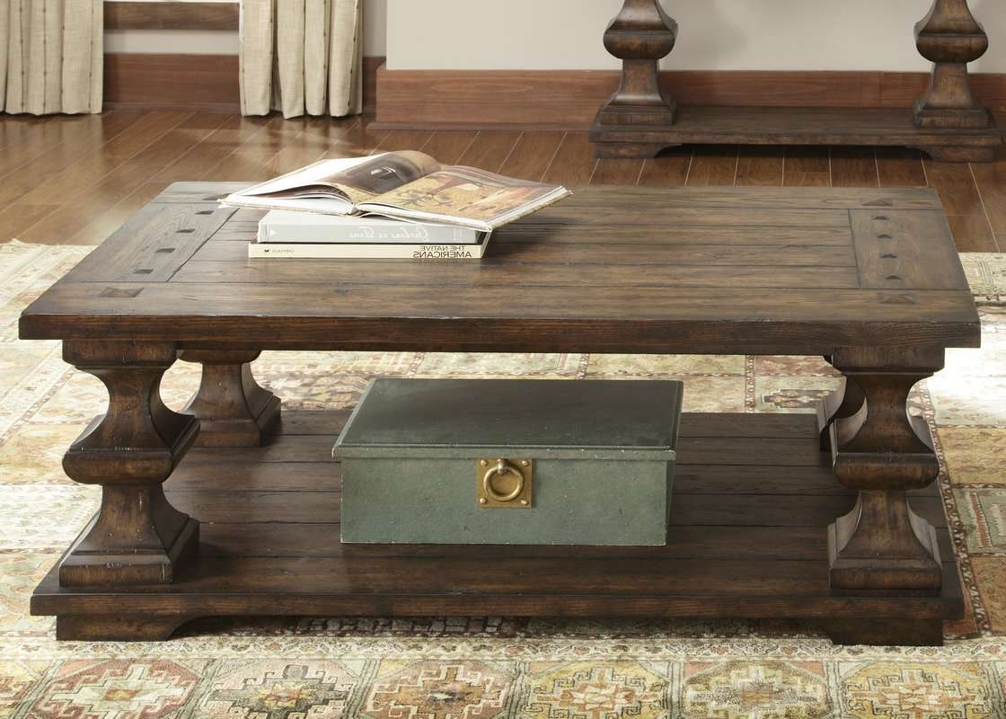 Wayfair For Most Recent Desk Coffee Tables (View 19 of 20)