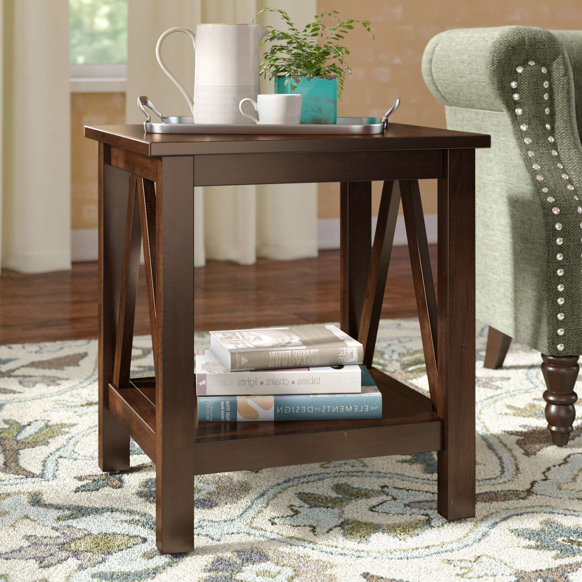 Wayfair In Well Known Rounded Corner Coffee Tables (View 6 of 20)