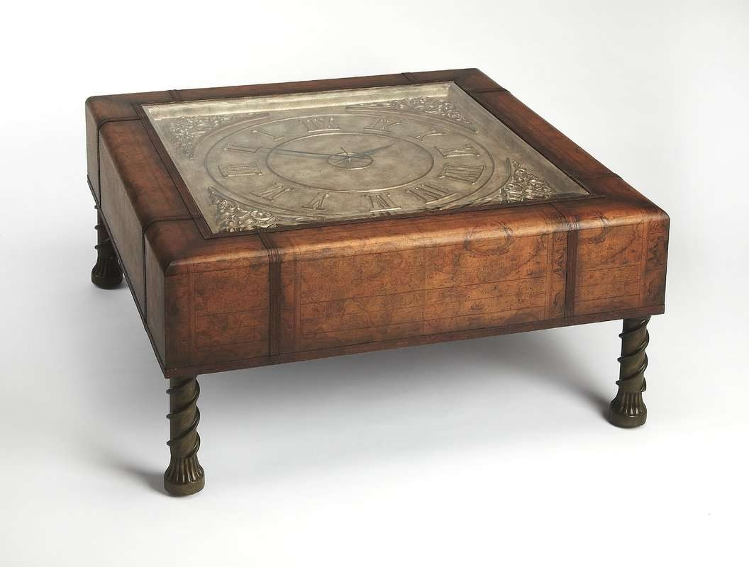 Wayfair Throughout Latest Heritage Coffee Tables (View 6 of 20)