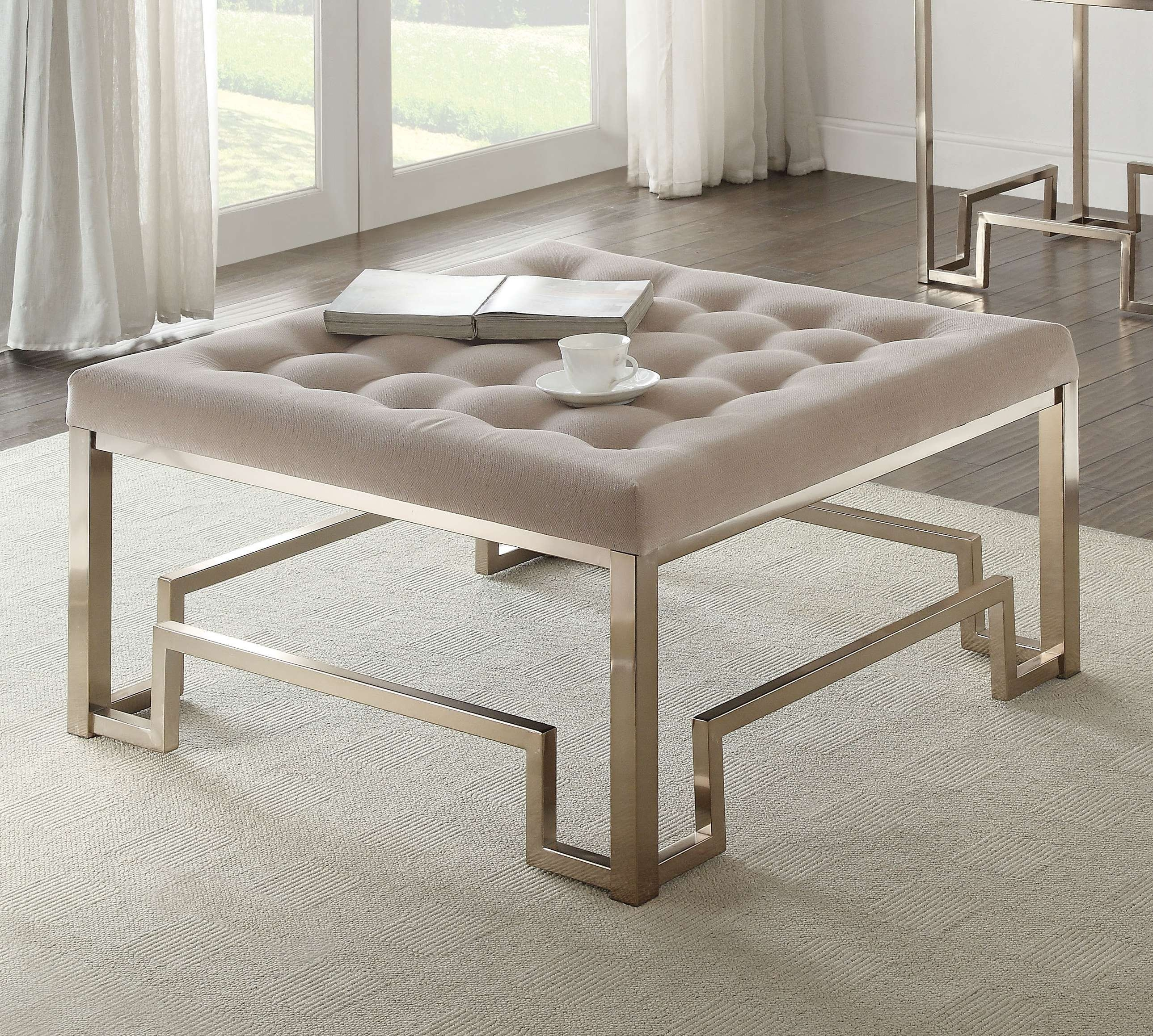 Wayfair With Most Popular Fabric Coffee Tables (View 11 of 20)