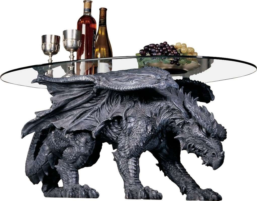 Wayfair Within Most Up To Date Dragon Coffee Tables (View 5 of 20)
