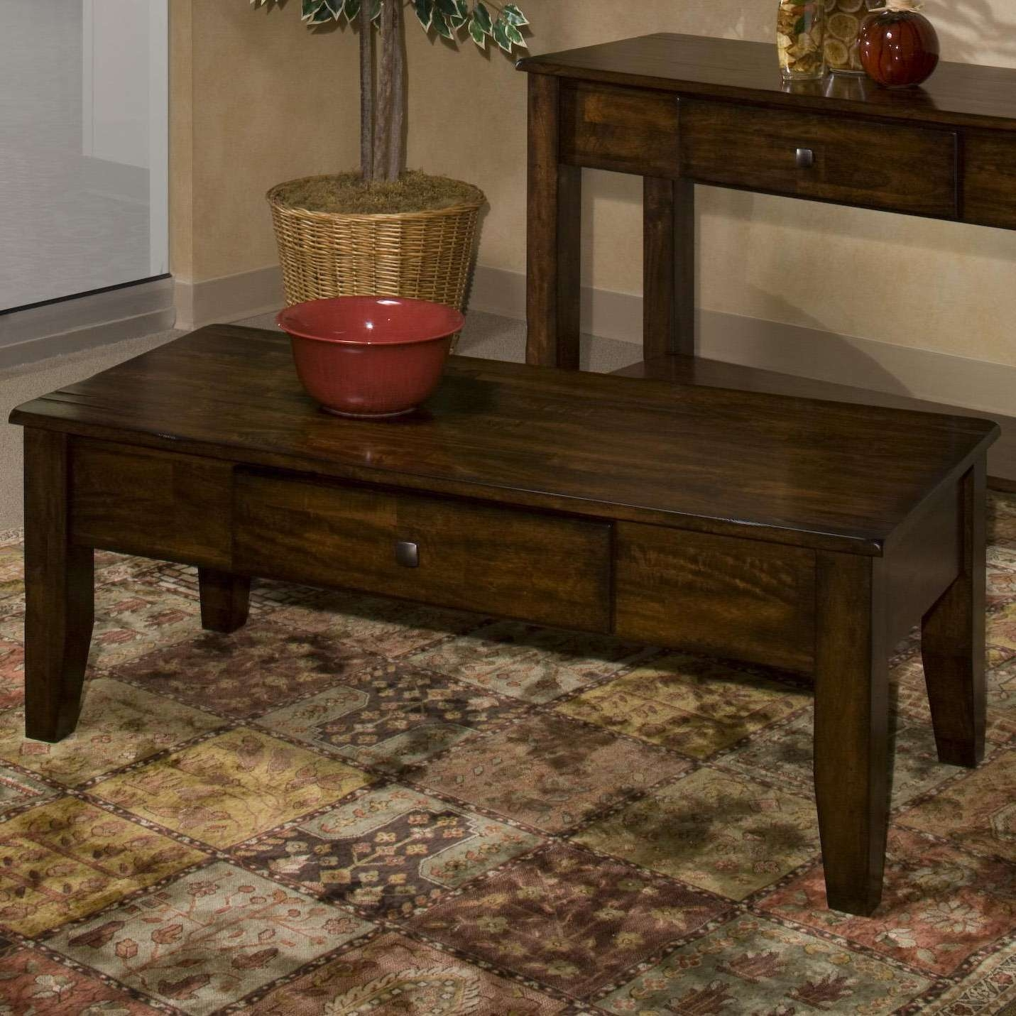 Wayside Furniture Intended For Well Known Mango Wood Coffee Tables (View 19 of 20)