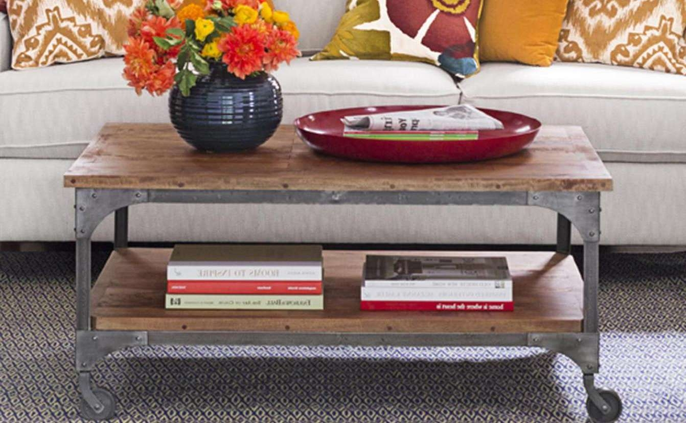 Well Known Aiden Coffee Tables Throughout Coffee Table : Amazing Aiden Coffee Tables Wood And Metal Aiden (View 20 of 20)