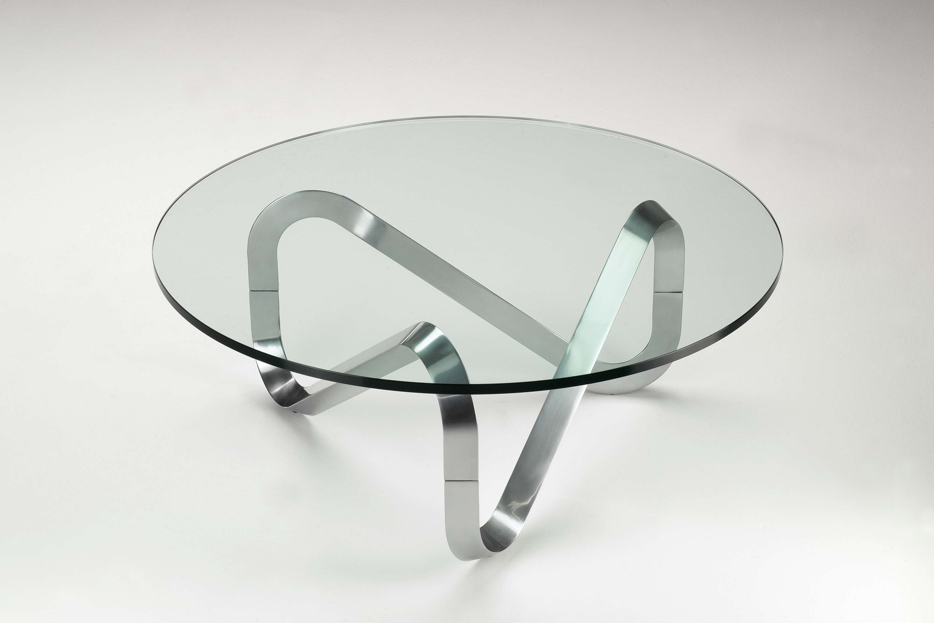 Well Known Aluminium Coffee Tables Pertaining To Libra Aluminium Coffee Table Kubikoff Lab Collectionpatio (View 18 of 20)