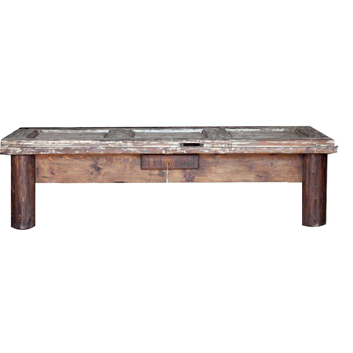 Well Known Antique Rustic Coffee Tables In Rustic Coffee Tables (View 4 of 20)
