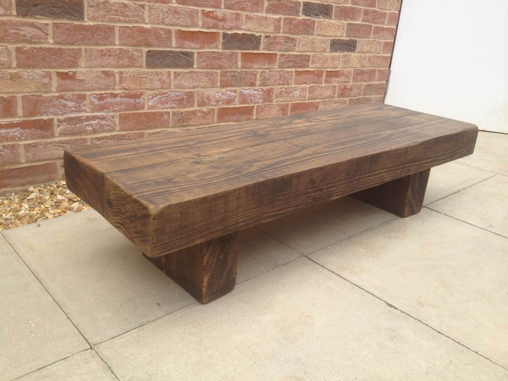 Well Known Bespoke Coffee Tables Throughout Shop – Reclaimed Coffee Tables – Bespoke Handmade Furniture With (View 12 of 20)