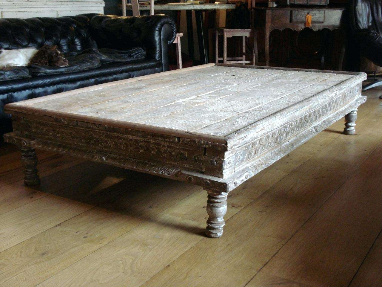 Well Known Big Coffee Tables Regarding Big Coffee Tables Fit For Home Decor New Coffee Table On Home (View 8 of 20)