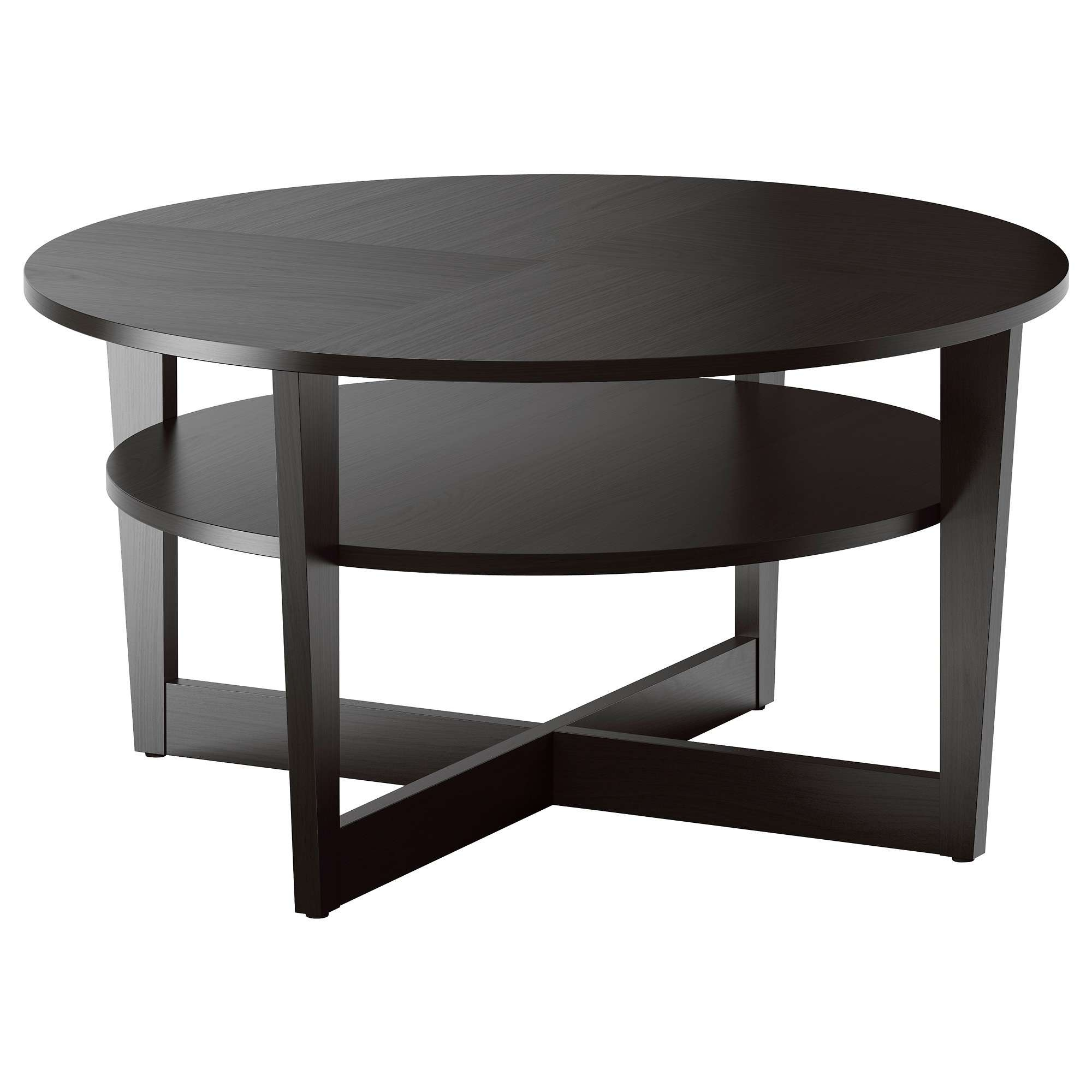 Well Known Black Circle Coffee Tables Intended For Coffee Tables : Black Coffee Table With Storage Uk Lift Top Ikea (View 18 of 20)