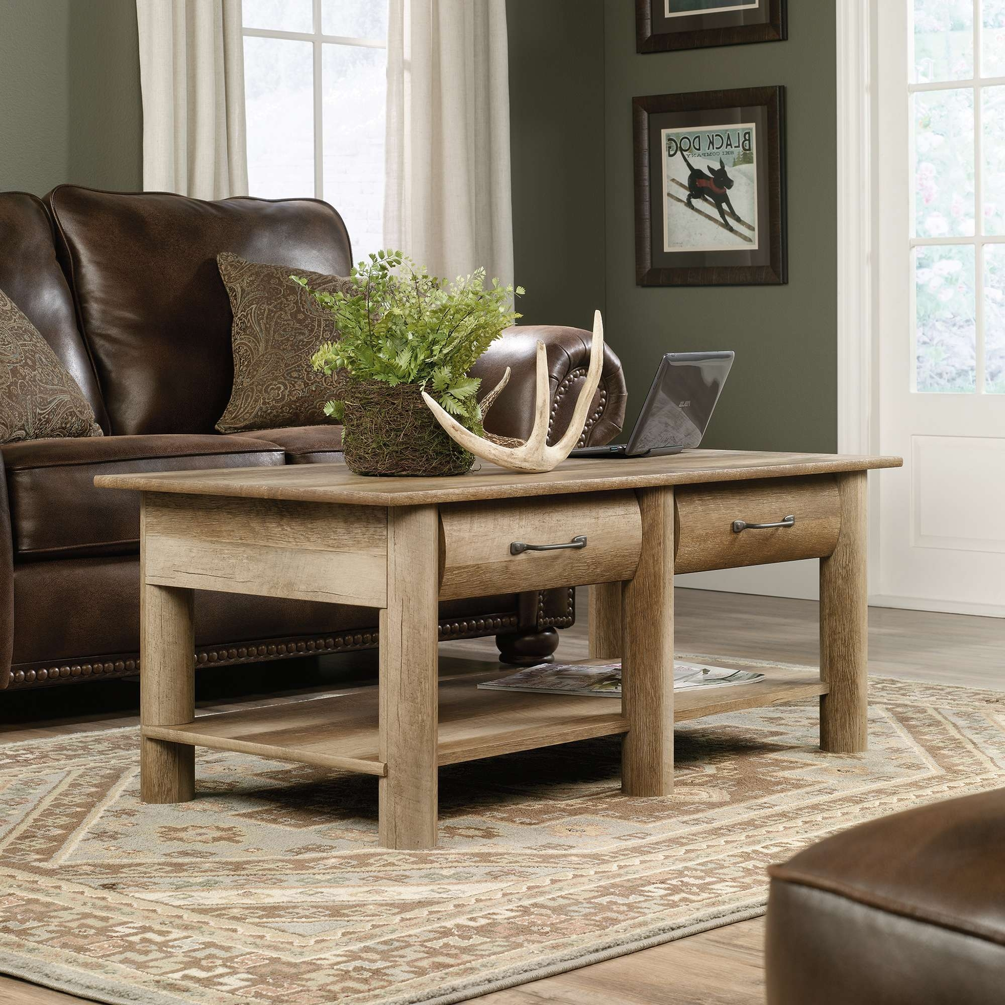 Well Known Black Circle Coffee Tables With Coffee Table : Marvelous Black Coffee Table Oak Coffee Table Set (View 9 of 20)