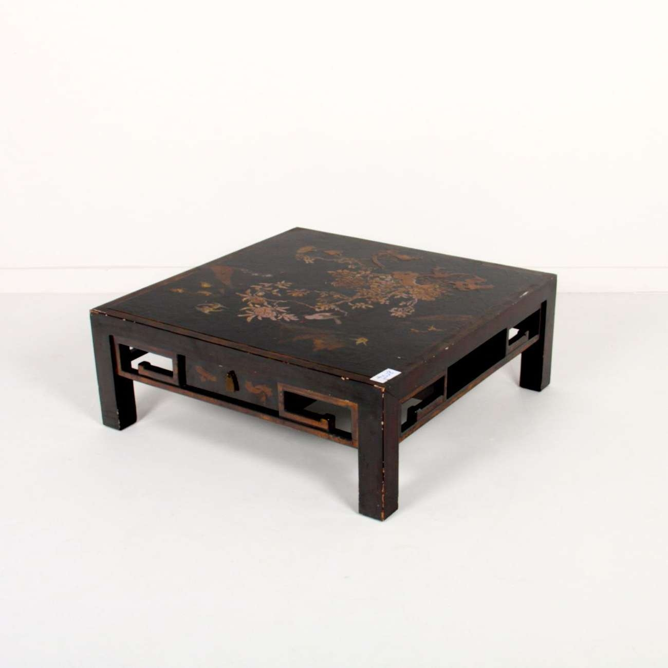 Well Known Chinese Coffee Tables Throughout Vintage Chinese Coffee Table (View 10 of 20)