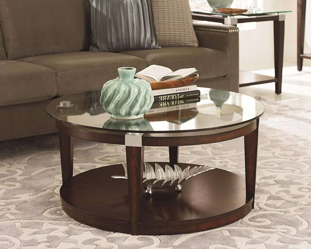Well Known Clock Coffee Tables Round Shaped Pertaining To Coffee Table : Coffee  Table Alluring Displaying