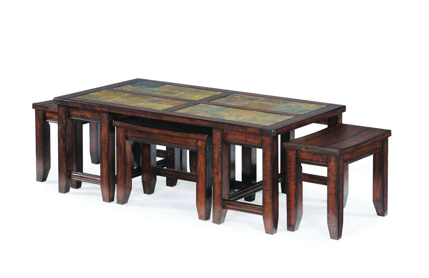 Well Known Coffee Table With Chairs With Furniture (View 9 of 20)