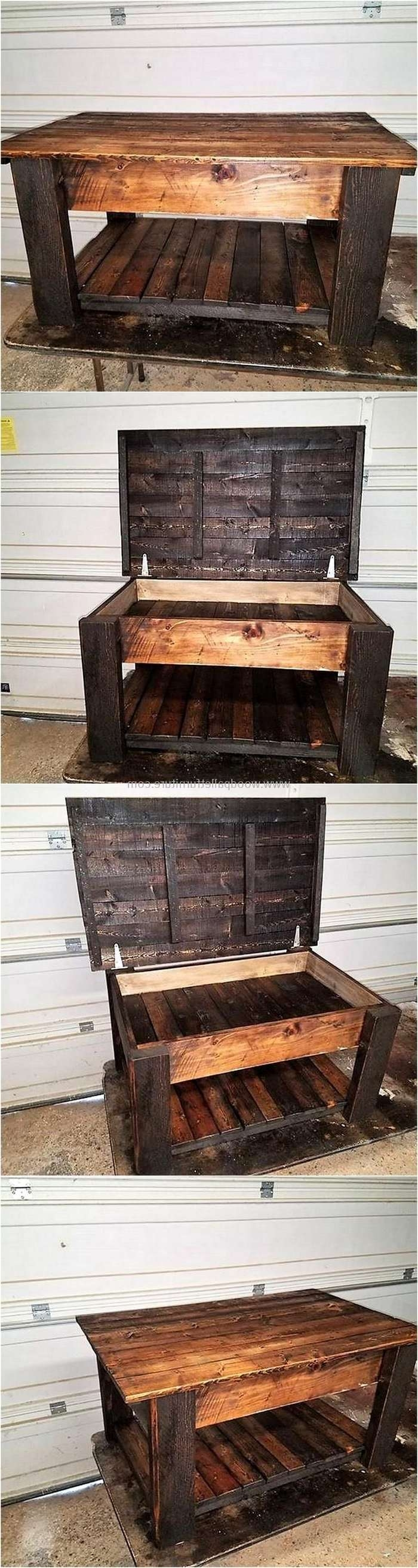 Well Known Coffee Tables With Basket Storage Underneath In Best 25+ Coffee Table With Storage Ideas On Pinterest (View 18 of 20)