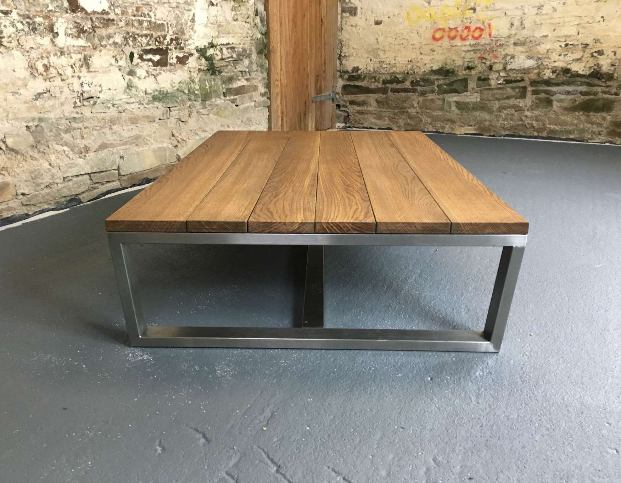 Well Known Contemporary Oak Coffee Table With Regard To Modern Coffee Tables Uk (View 17 of 20)