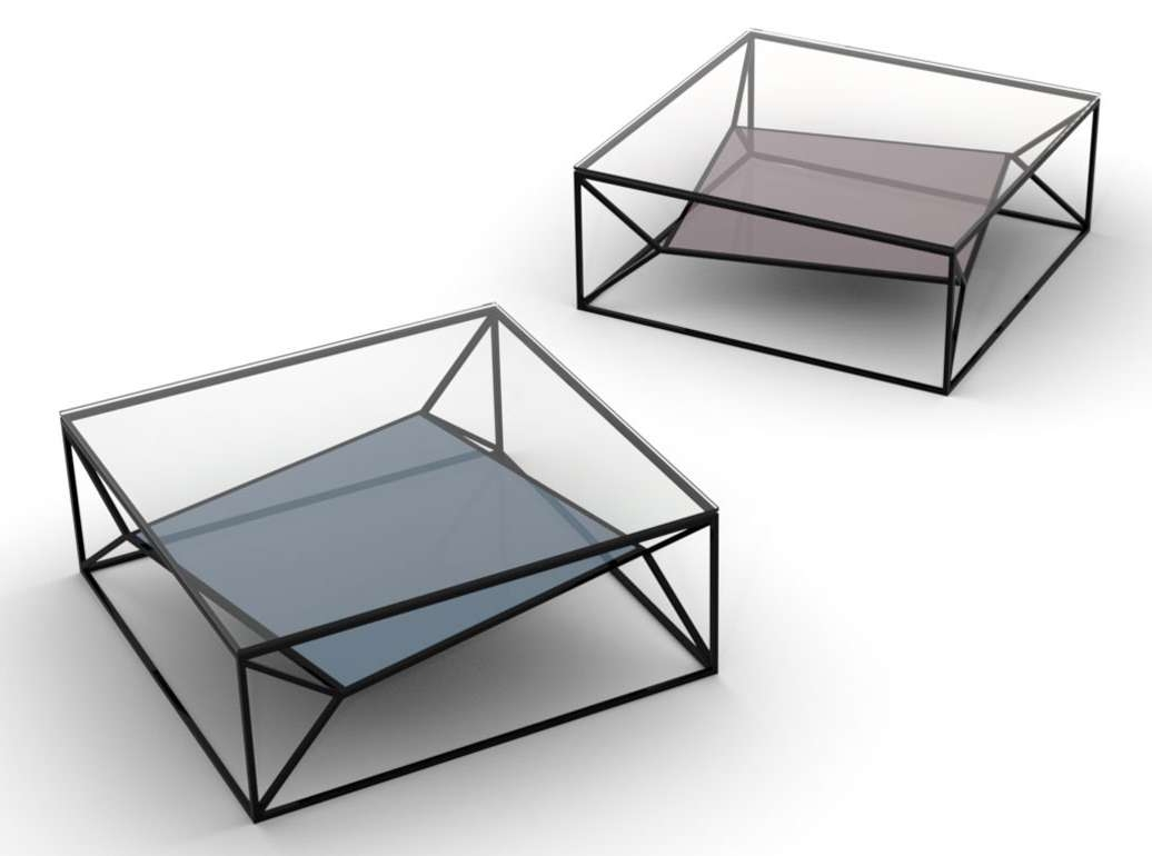 Well Known Glass Coffee Tables With Shelf Regarding Sturdy Round Coffee Tables As Square Table On 30 Glass Then Large (View 7 of 20)