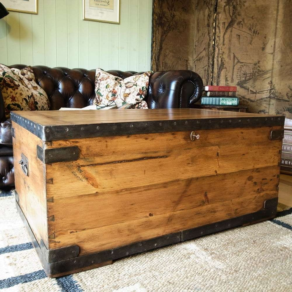 Well Known Large Coffee Table With Storage For Coffee Table : Lift Top Coffee Table Chest Large Coffee Table (View 20 of 20)