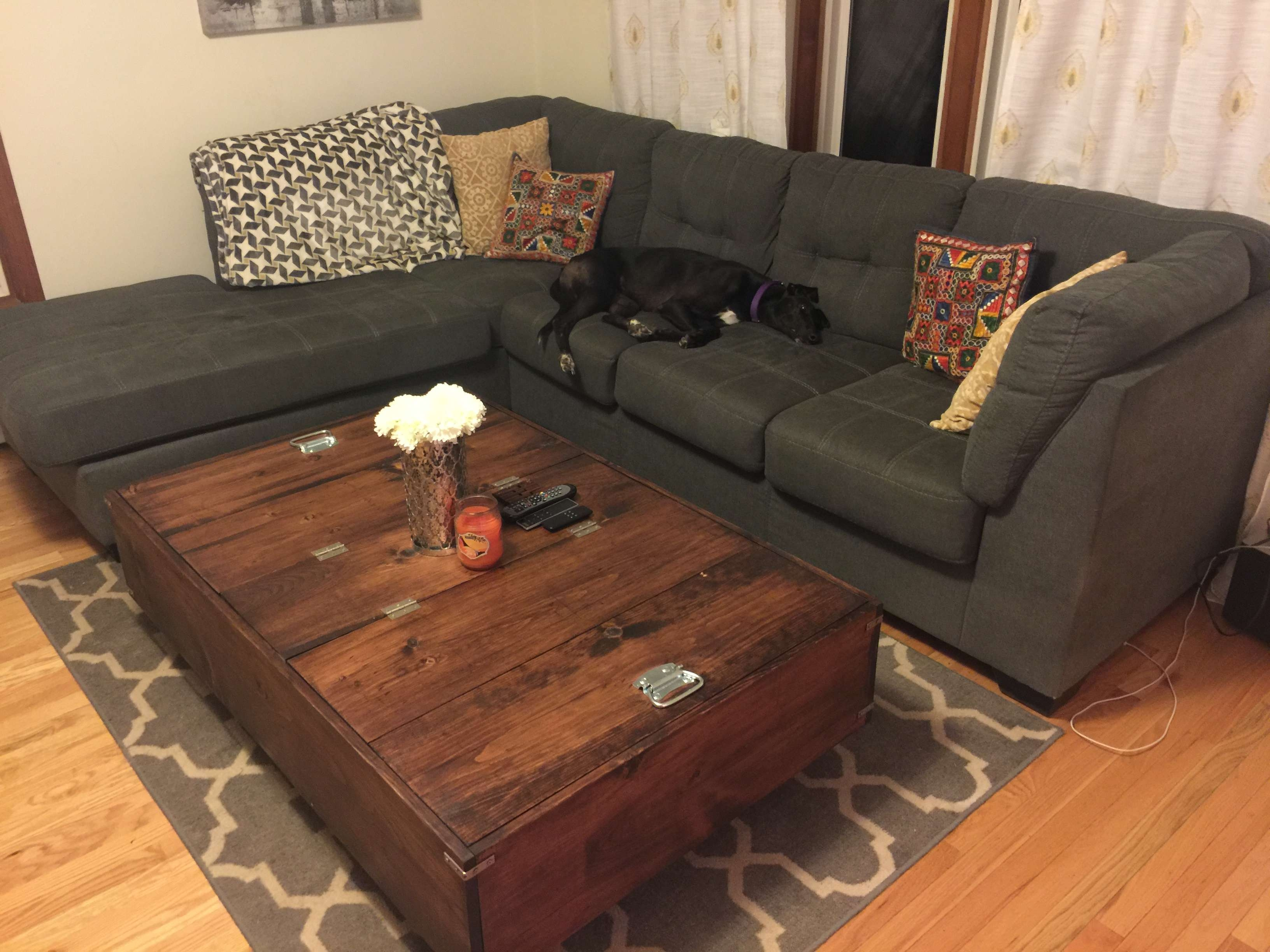 Featured Photo of Large Coffee Table With Storage