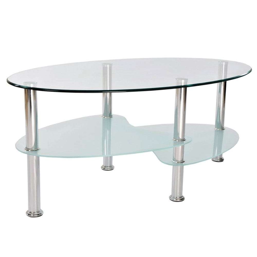 Well Known Range Coffee Tables Regarding Cara Furniture Range Coffee Table Nest Of 3 Tables Glass Top (View 19 of 20)