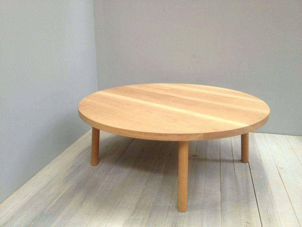 Well Known Round Oak Coffee Tables Inside Home ~ Round Oak Coffee Table Image Ideas Antique Pedestal (View 18 of 20)