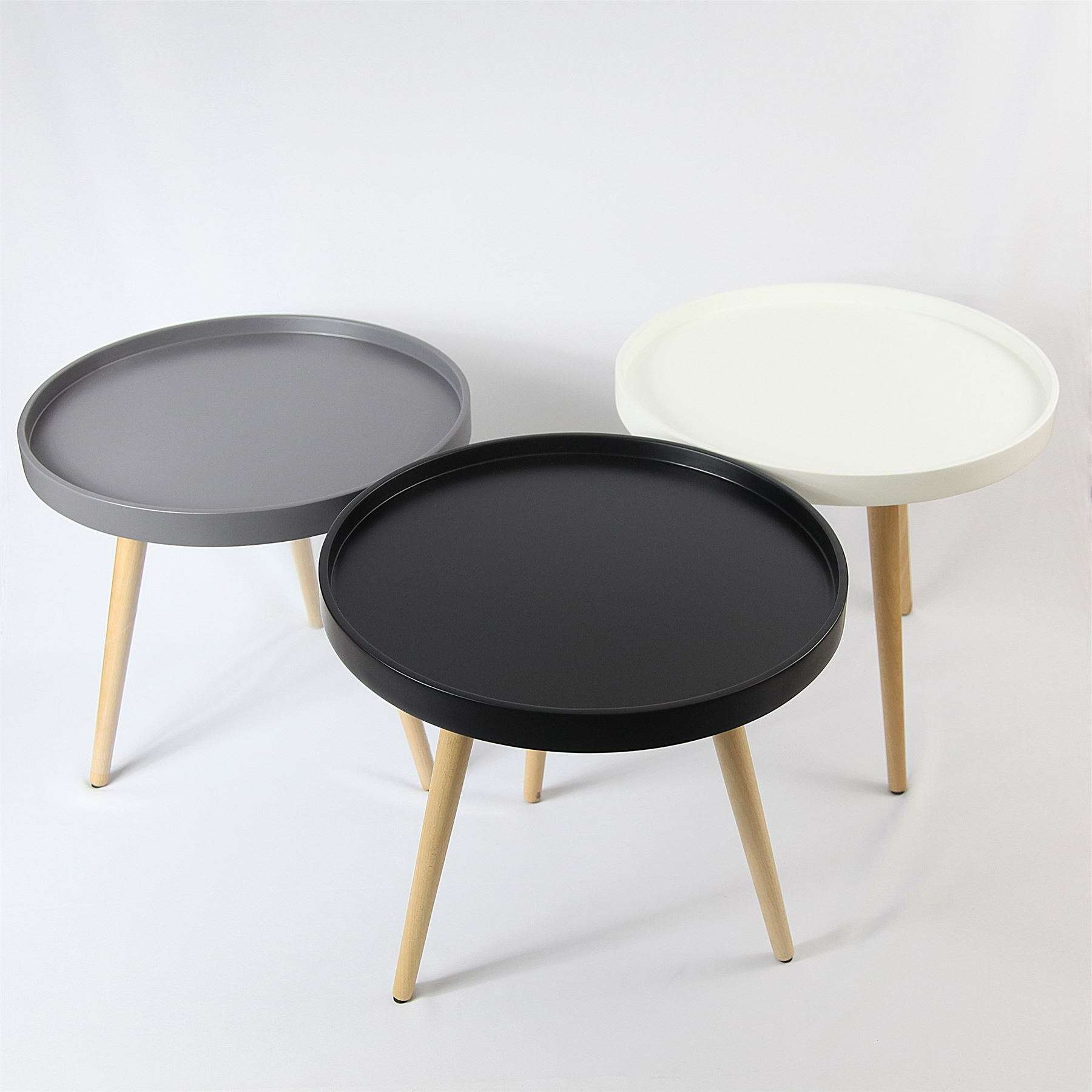 Well Known Round Tray Coffee Tables Regarding Round Tray Coffee Table – Starrkingschool (View 18 of 20)