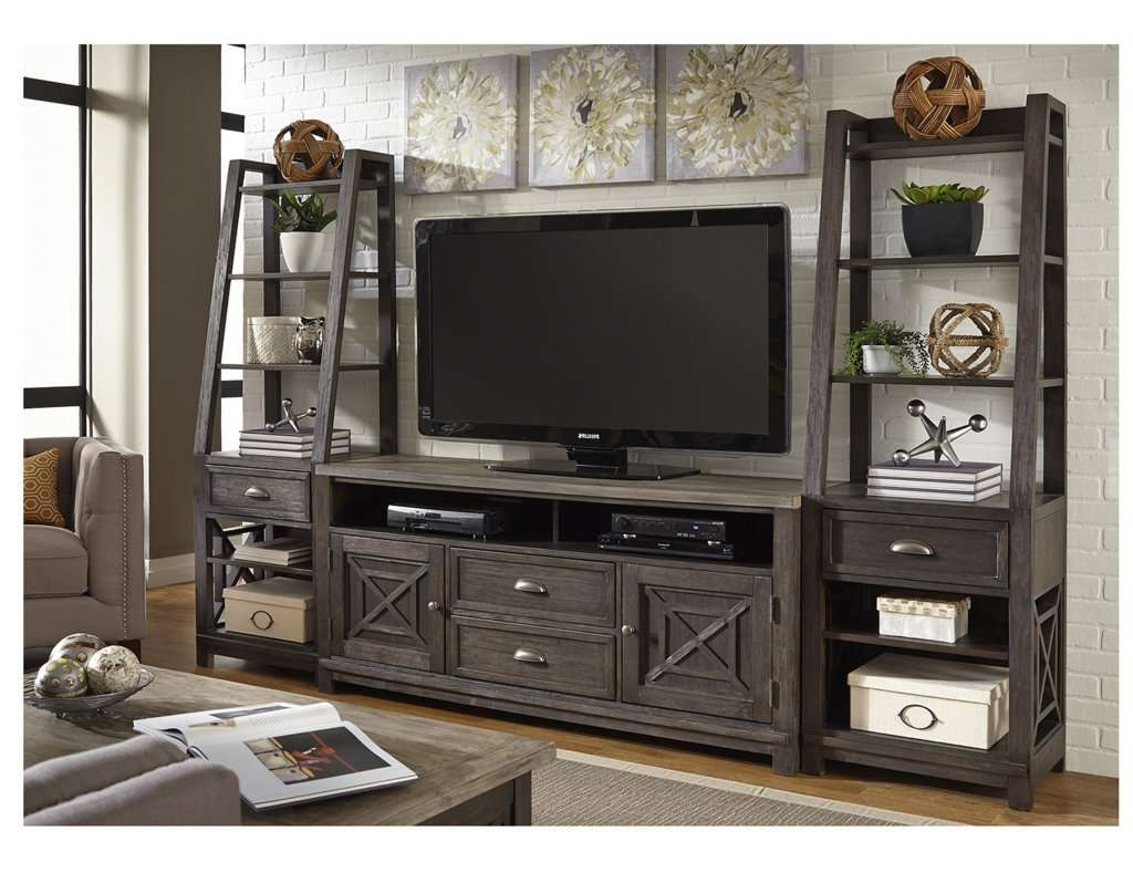 Well Known Rustic Coffee Table And Tv Stand For Wall Units (View 16 of 20)