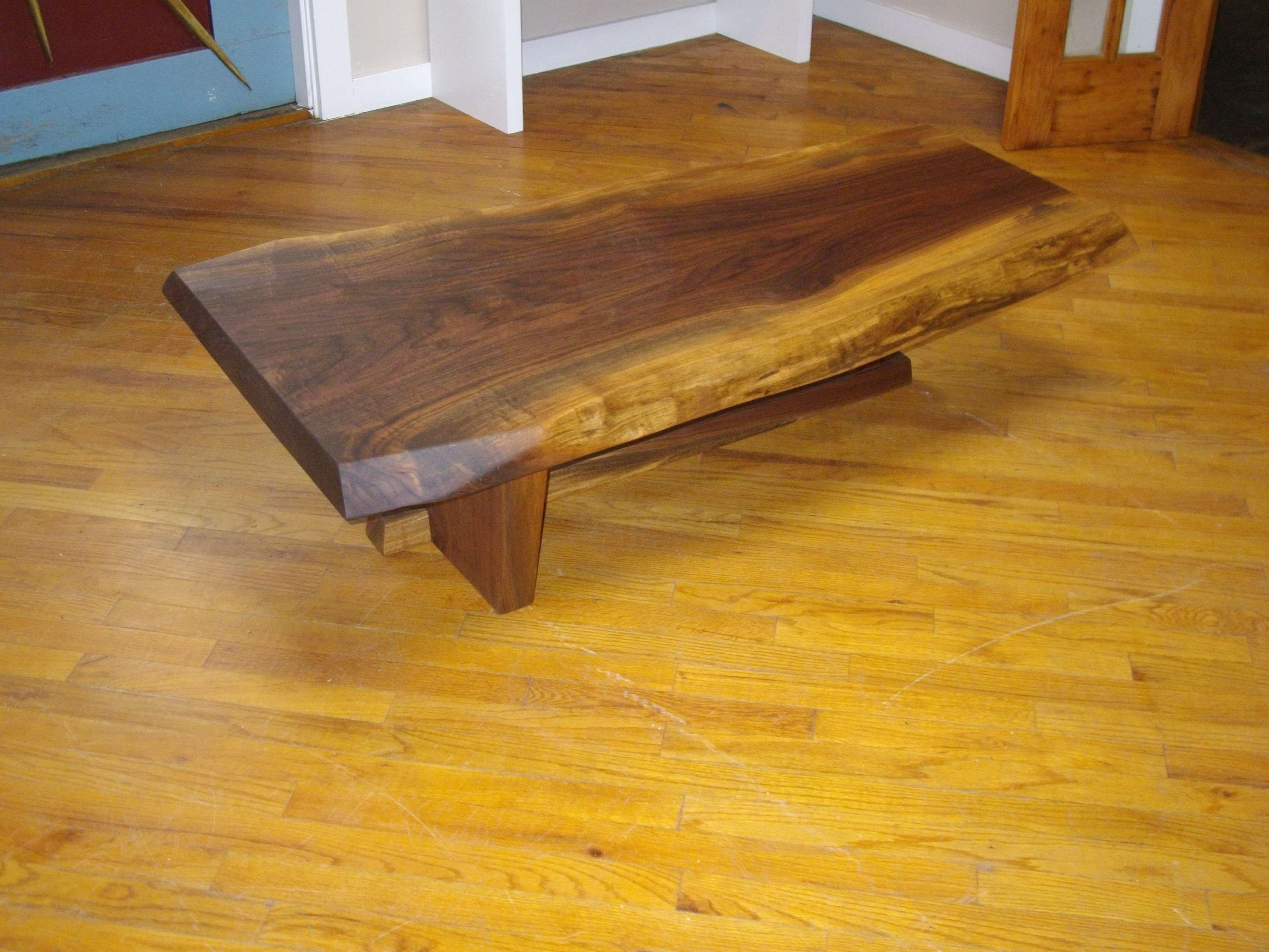 Well Known Rustic Oak Coffee Tables With Regard To Oak Coffee Table Plans – Oak Coffee Table, Brushed Nickel Hardware (View 16 of 20)