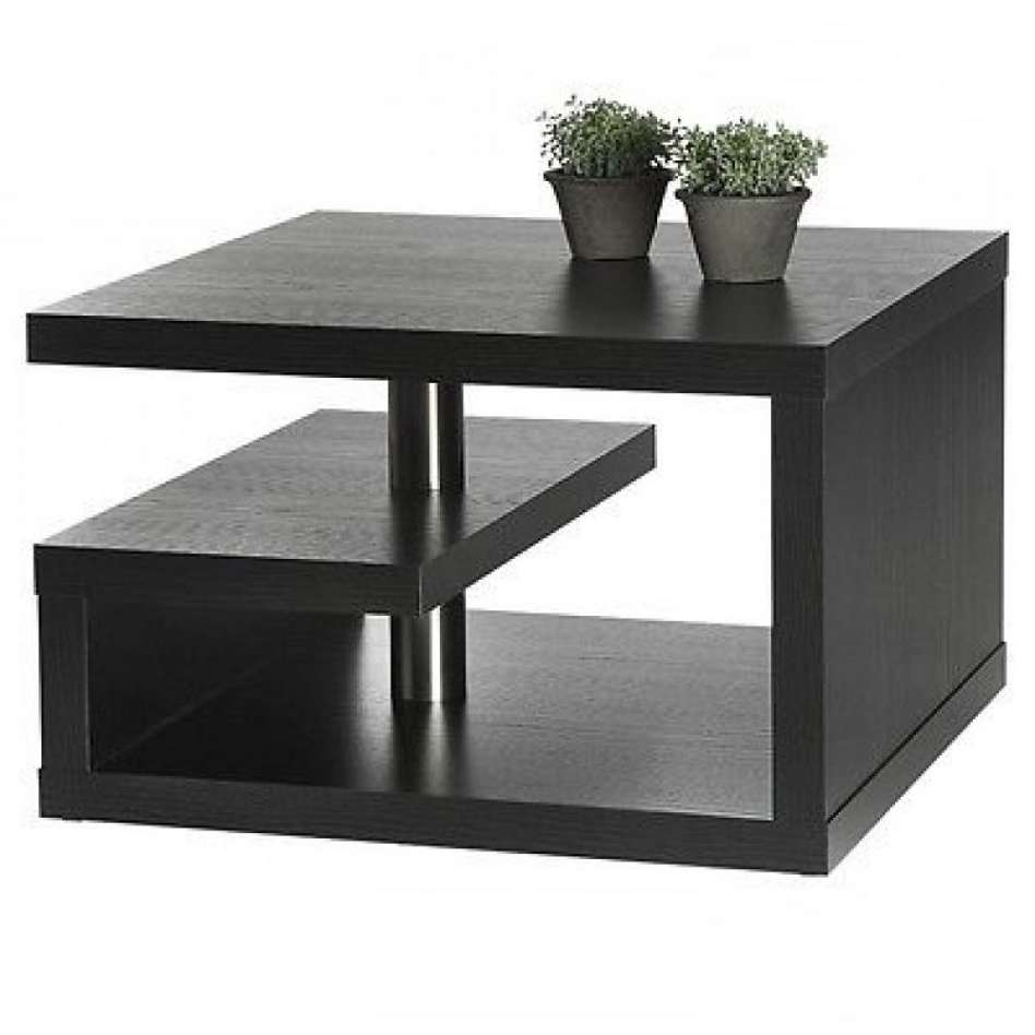 Well Known White And Black Coffee Tables With Regard To 39 Black Coffee And End Table Sets, Black Coffee Table Sets For (View 11 of 20)