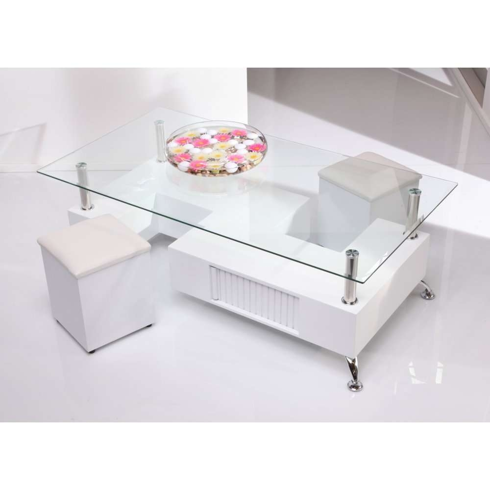 Well Known White And Glass Coffee Tables In Coffee Table : White And Glass Coffee Table Wilkinson Furniture (View 3 of 20)