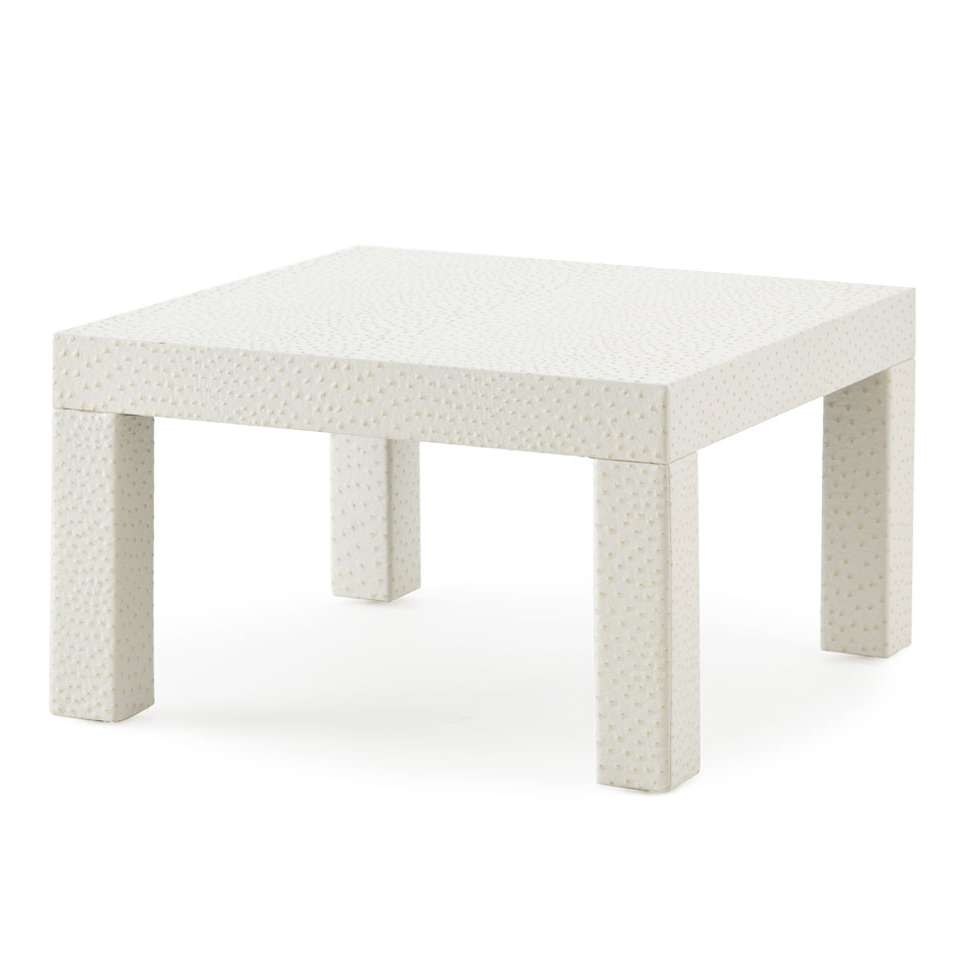 Well Known White Square Coffee Table Within Henri Coffee Table – Square Feathers (View 3 of 20)