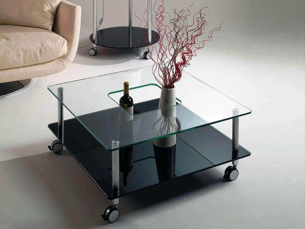 Well Liked Contemporary Glass Coffee Tables Pertaining To Live Edge Oak Table Tags : Live Edge Wood Coffee Table (View 20 of 20)