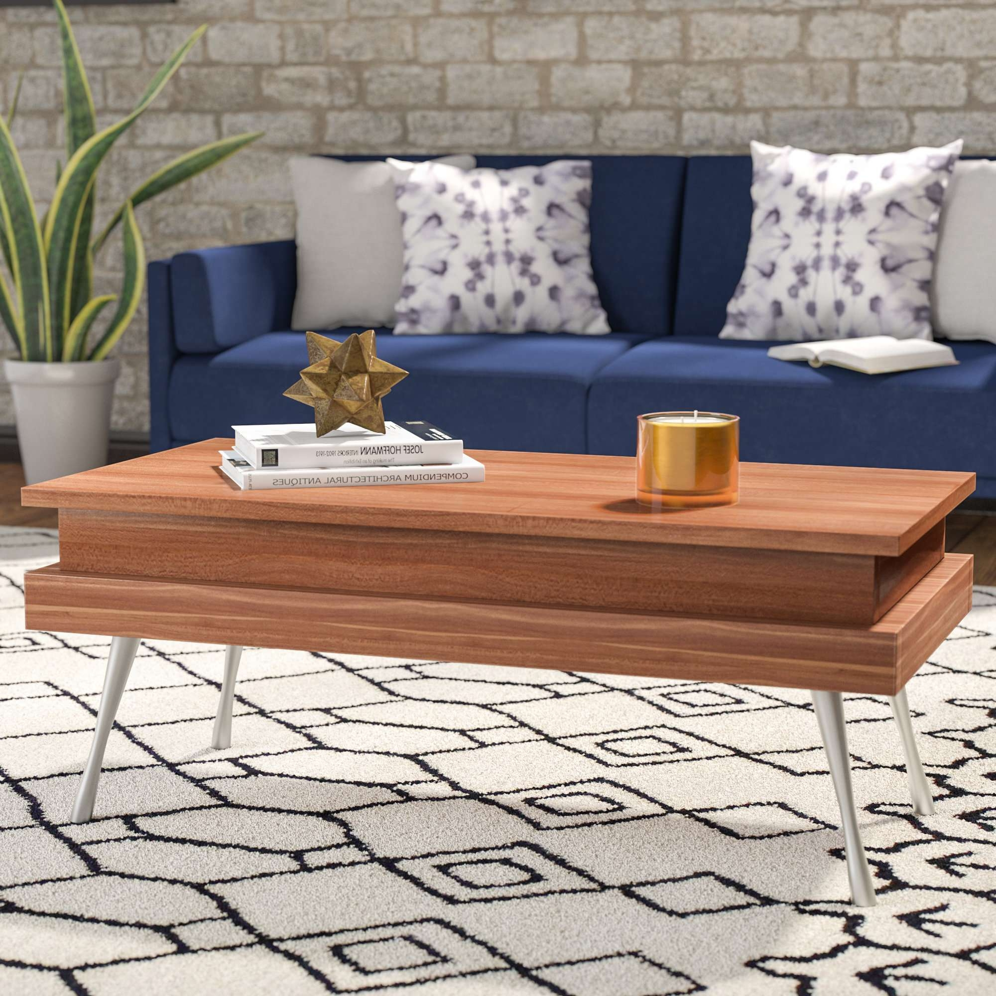 Well Liked Logan Lift Top Coffee Tables With Regard To Wade Logan Cornelia Lift Top Coffee Table & Reviews (View 18 of 20)