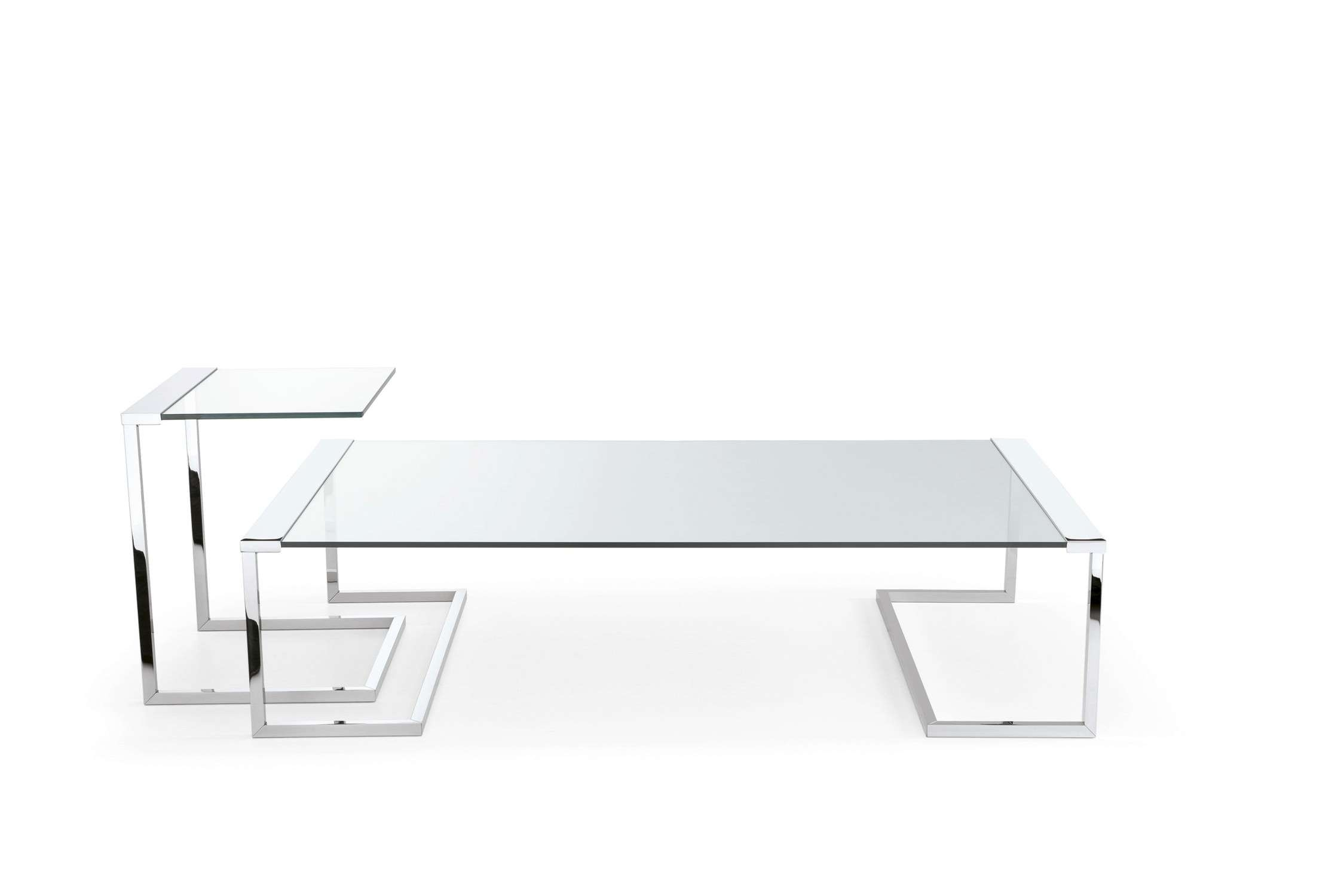 Well Liked Metal And Glass Coffee Tables Inside Decorations : Unique Coffee Table Contemporary Metal Glass Awesome (View 17 of 20)