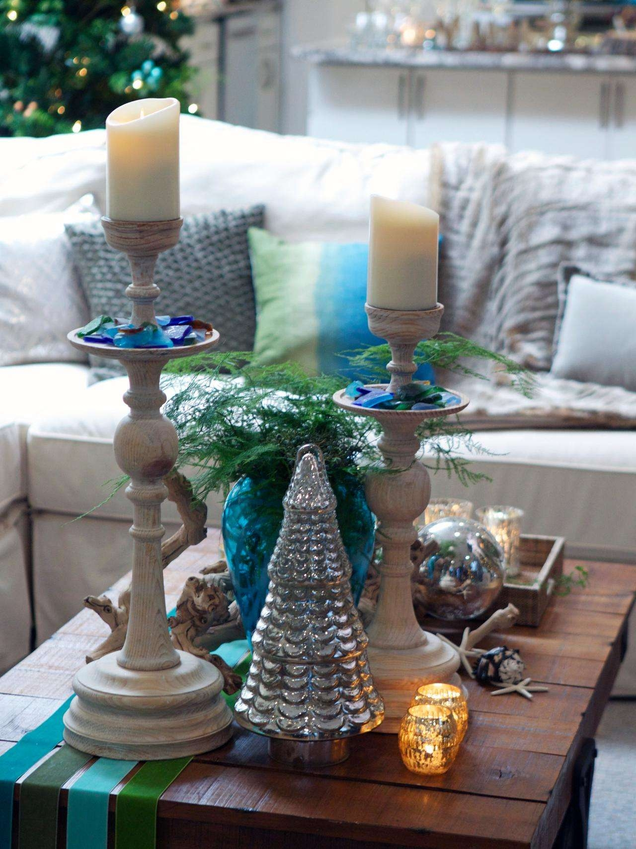 Well Liked Rustic Christmas Coffee Table Decors Throughout Home Accessories (View 19 of 20)