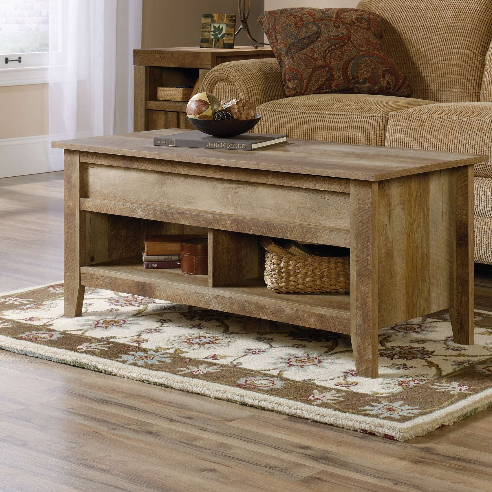 Well Liked Rustic Style Coffee Tables Pertaining To Rustic Coffee Tables You'll Love (View 20 of 20)