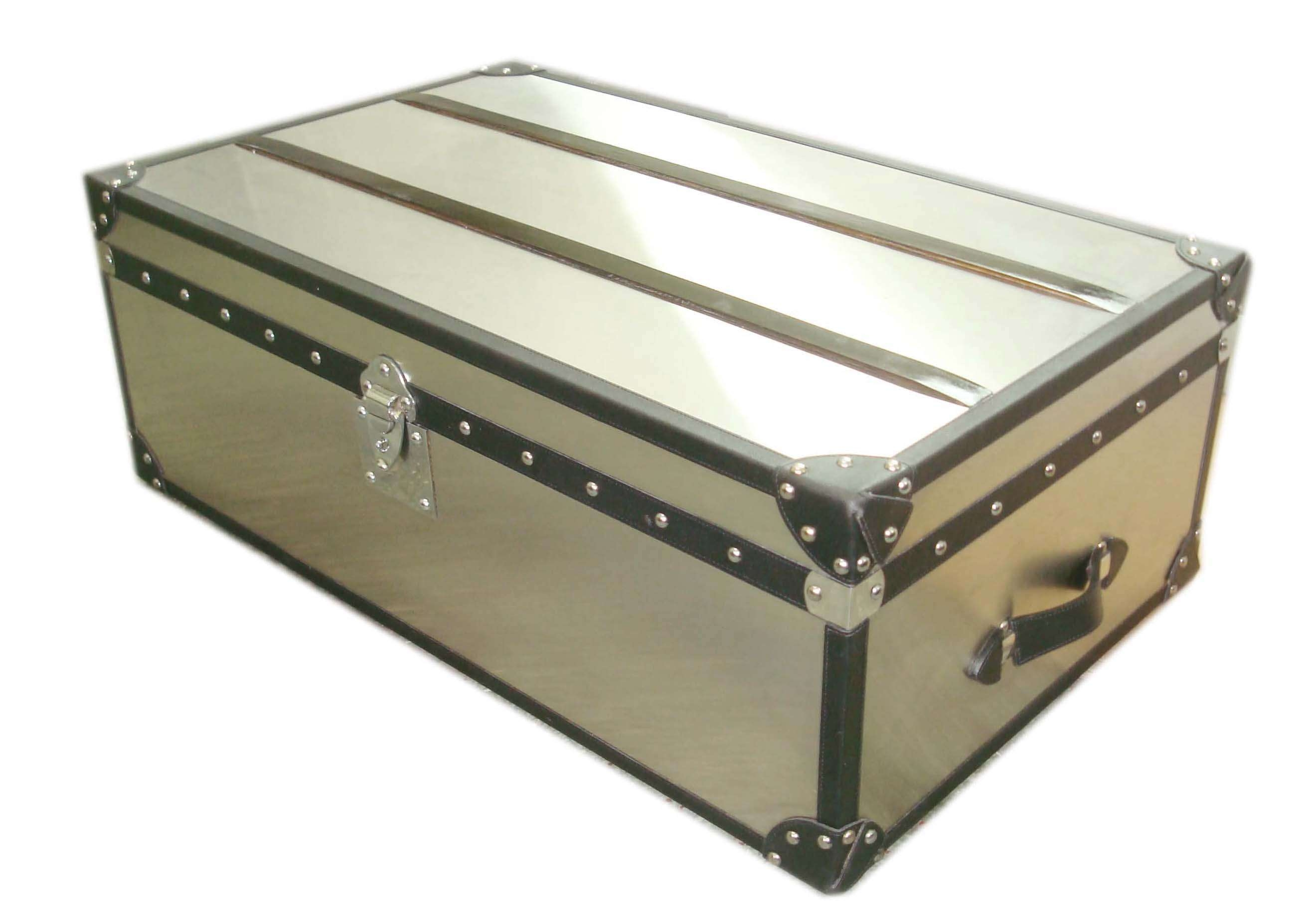 Well Liked Stainless Steel Trunk Coffee Tables With Regard To Topproductbymainid (View 19 of 20)