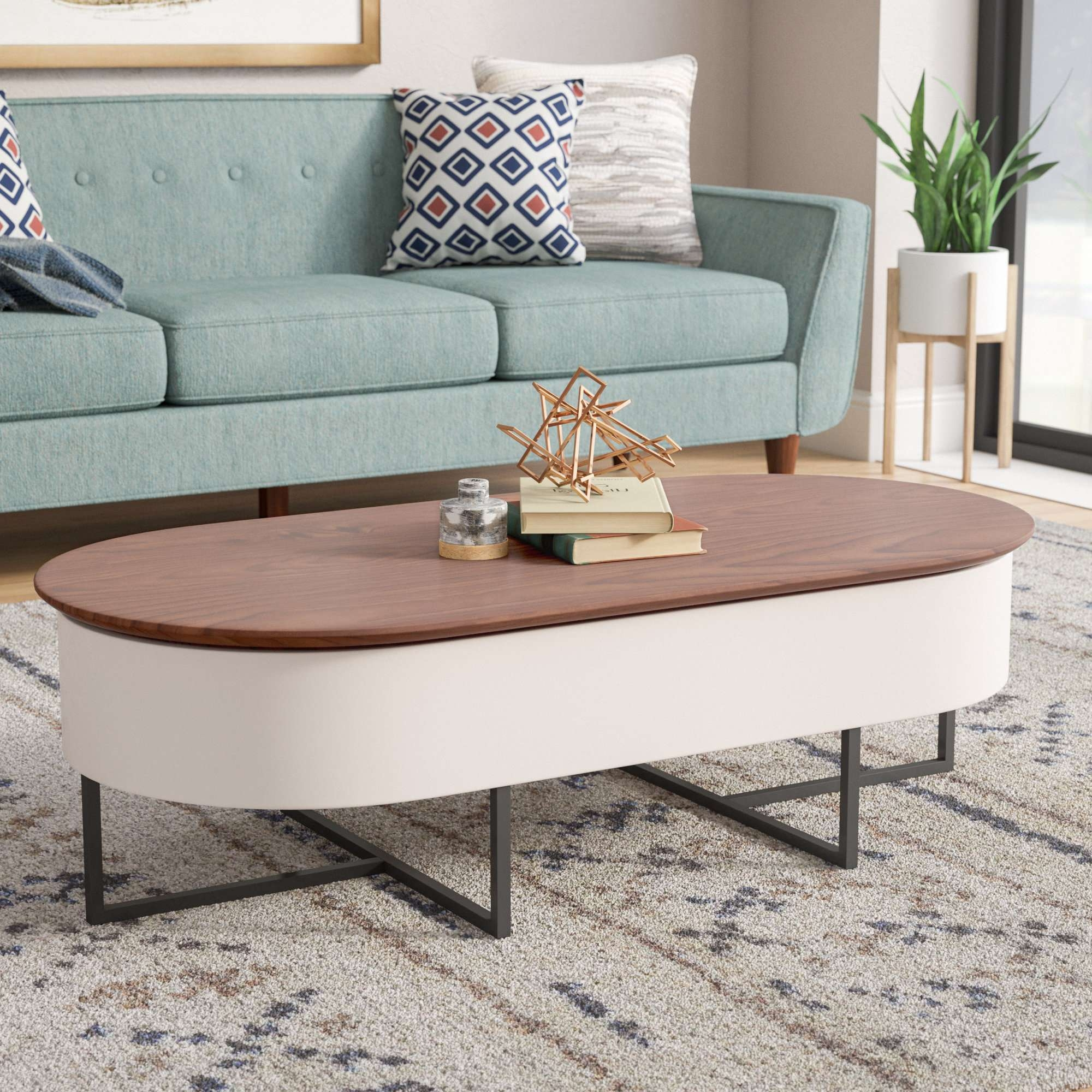 Well Liked Swing Up Coffee Tables With Regard To Lift Top Coffee Tables You'll Love (View 5 of 20)