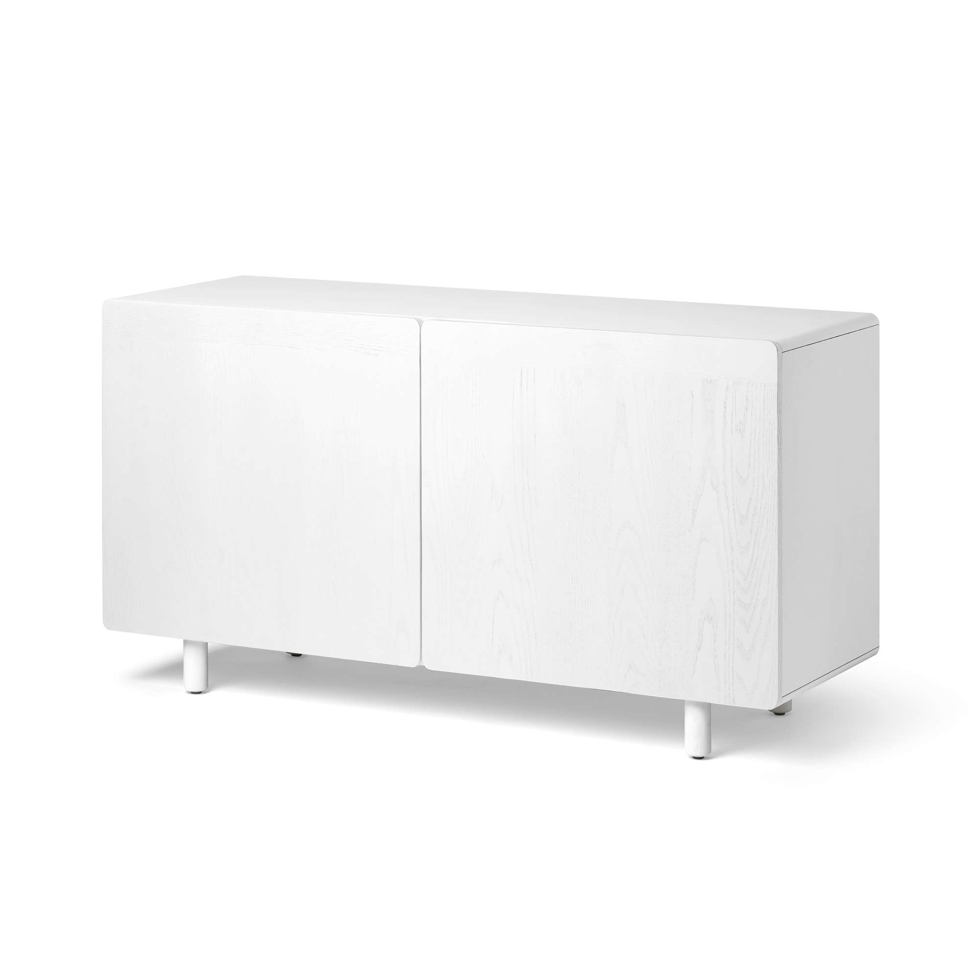 White Cleo Credenza | Credenza + Sideboards | Poppin With Credenza Sideboards (View 16 of 20)