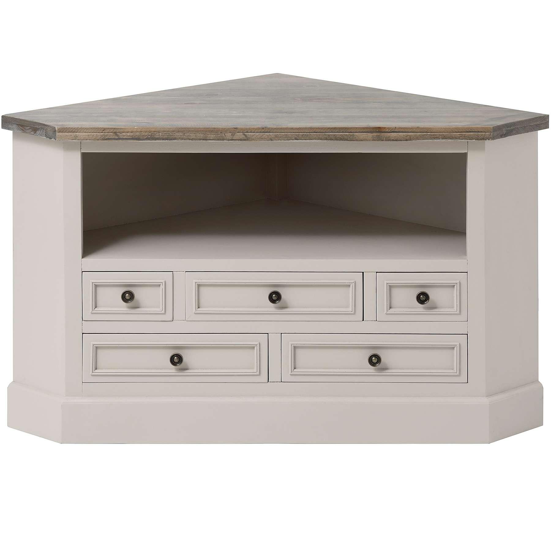 White Corner Tv Cabinet – Home Design Ideas And Pictures For White Corner Tv Cabinets (View 4 of 20)