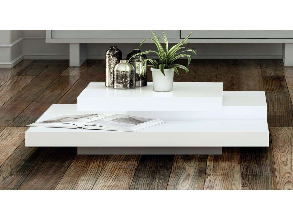White Gloss Coffee Table Best Of Coffee Tables Simple Simple In Trendy Gloss Coffee Tables (View 19 of 20)