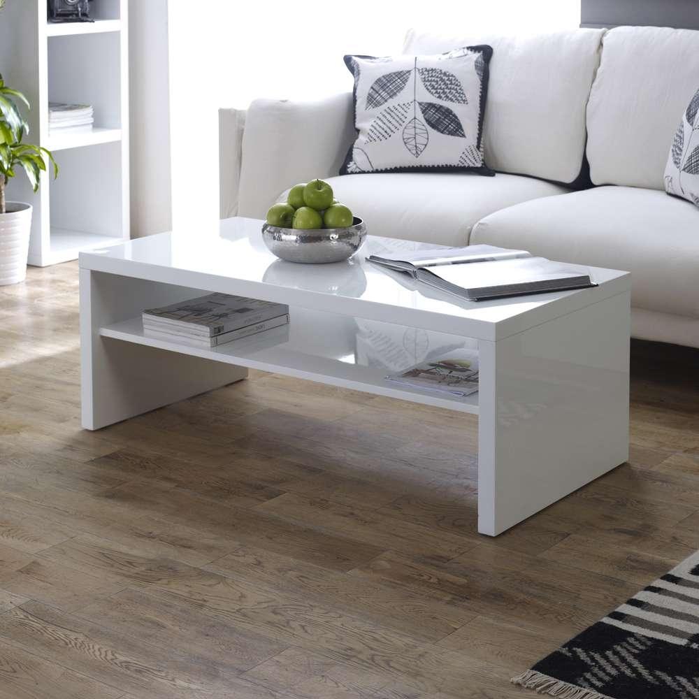 White Gloss Coffee Table – Writehookstudio Inside Most Up To Date White High Gloss Coffee Tables (View 14 of 20)
