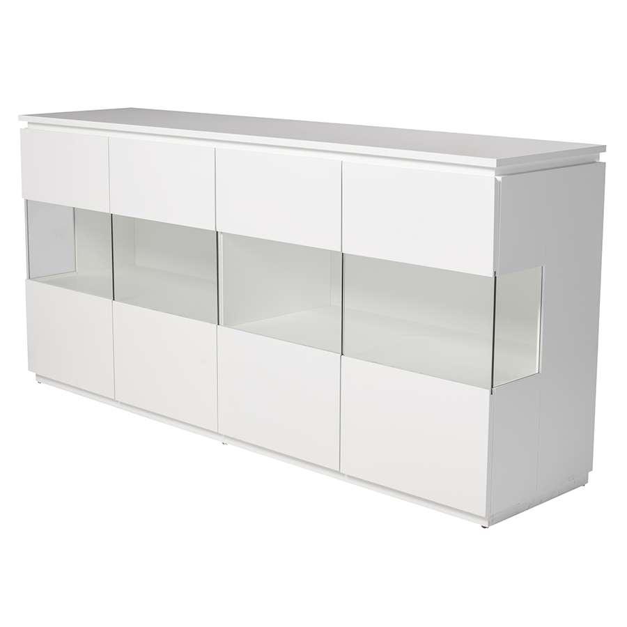 White Modern Sideboard – Modern Buffets Edge Oak Sideboard Eurway Within White Modern Sideboards (View 18 of 20)