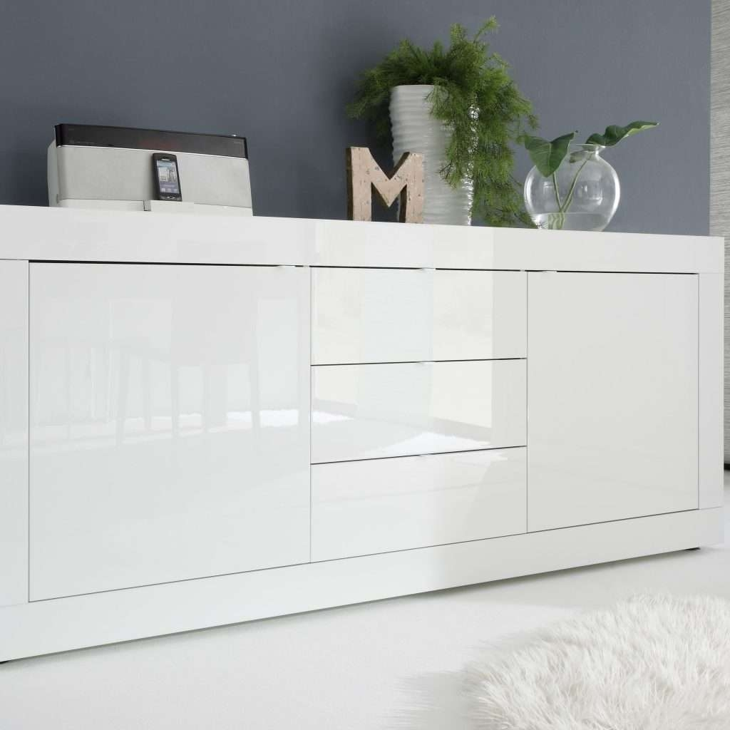 White Modern Sideboard, Ottawa Sideboard ( ) White Join Furniture Throughout White Modern Sideboards (View 19 of 20)