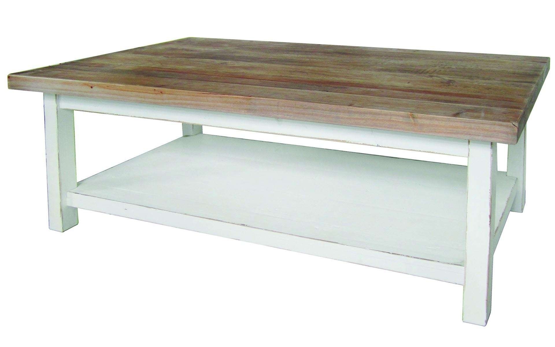White Pine Coffee Table (View 5 of 20)