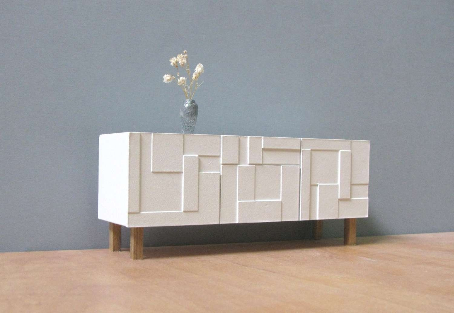 White Sideboards For White Modern Sideboards (View 20 of 20)
