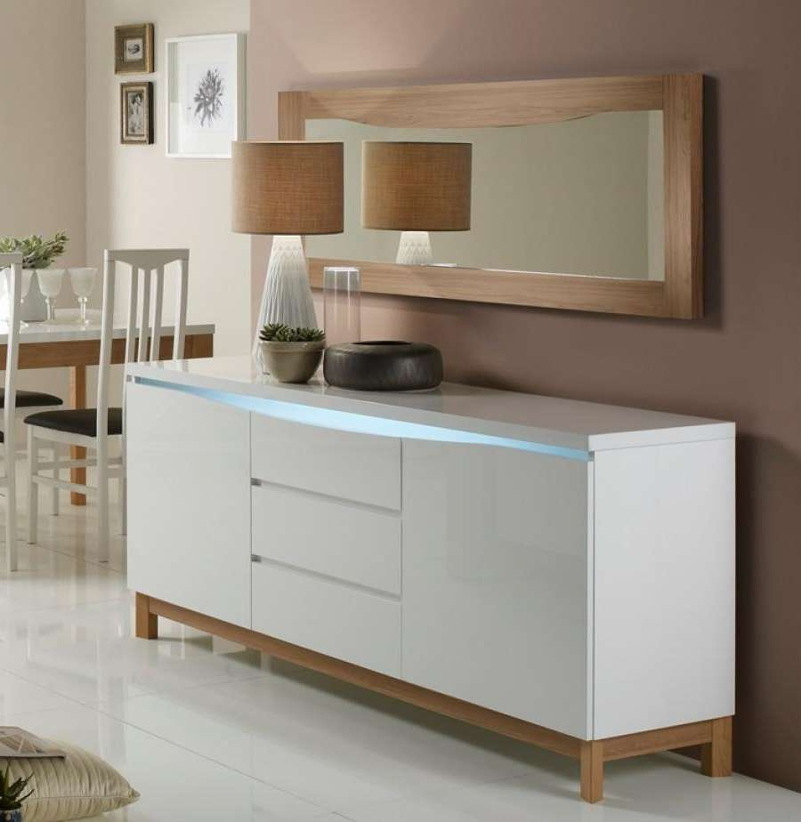 White Sideboards Within Trendy Sideboards (View 2 of 20)