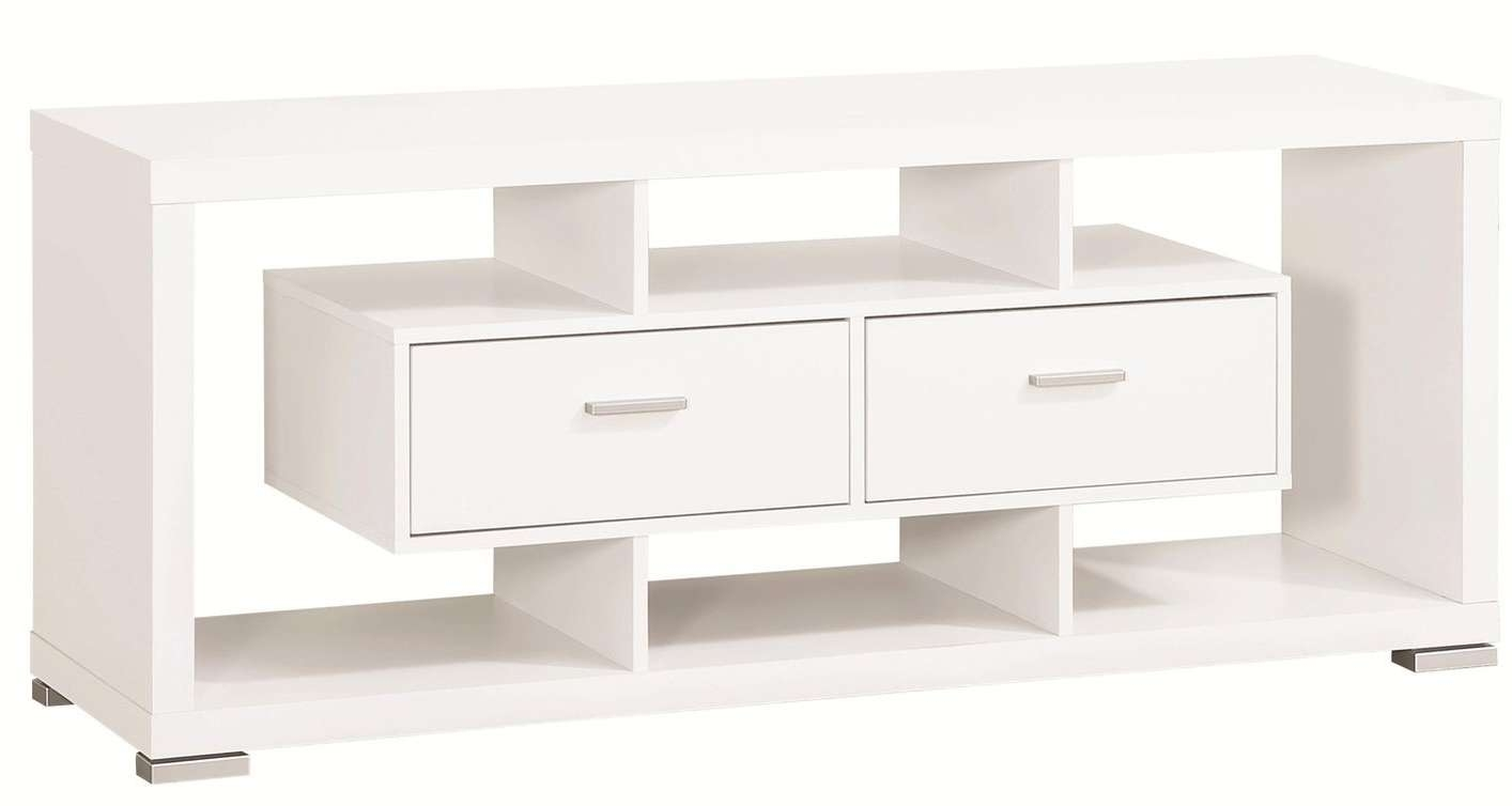 White Wood Tv Stand – Steal A Sofa Furniture Outlet Los Angeles Ca Throughout White Wood Tv Cabinets (View 18 of 20)