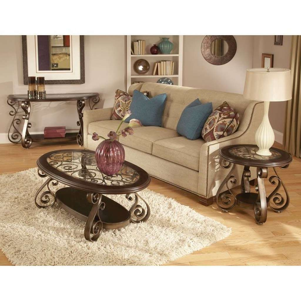 Widely Used Bombay Coffee Tables Regarding Bombay Occasional Table Set Standard Furniture (View 20 of 20)