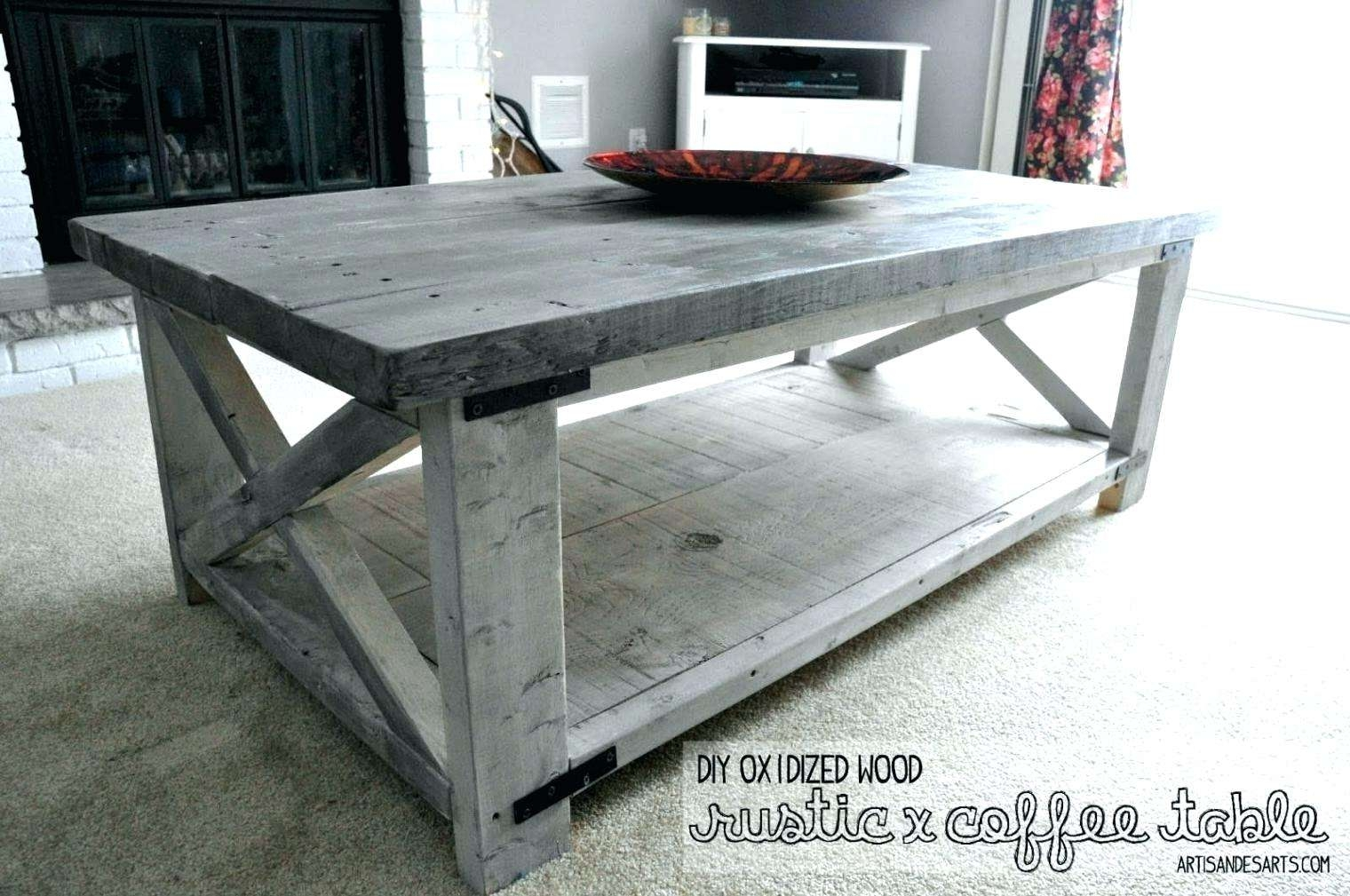 Widely Used Grey Wash Coffee Tables Throughout Gray Wash Coffee Table Ideal For Interior Decor Full Size Of (View 20 of 20)