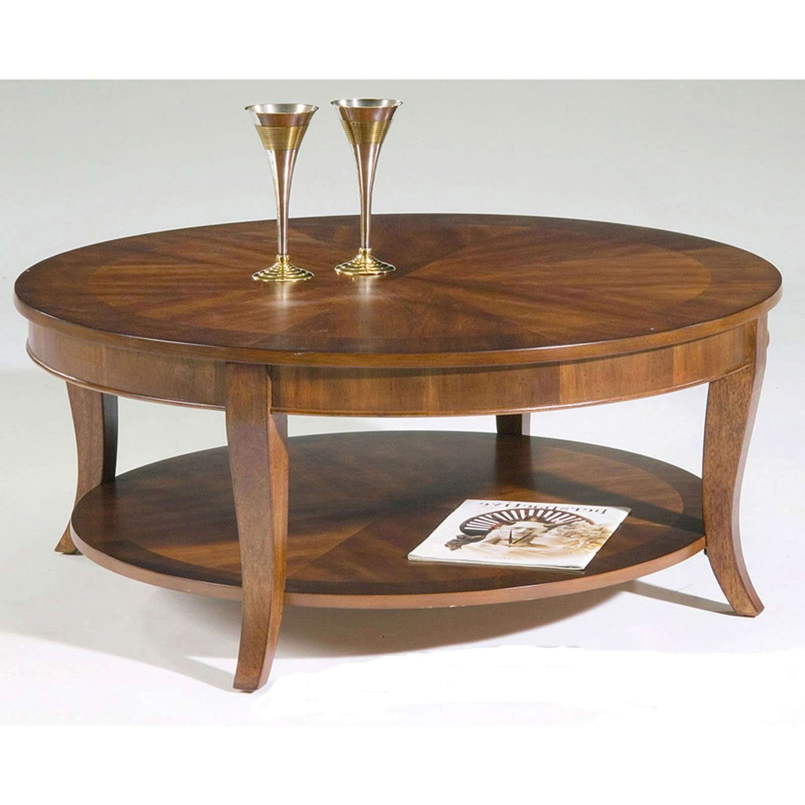 Widely Used Half Circle Coffee Tables Throughout Coffee Tables : Small Round Coffee Table Barnwood Ottoman Seat (View 20 of 20)