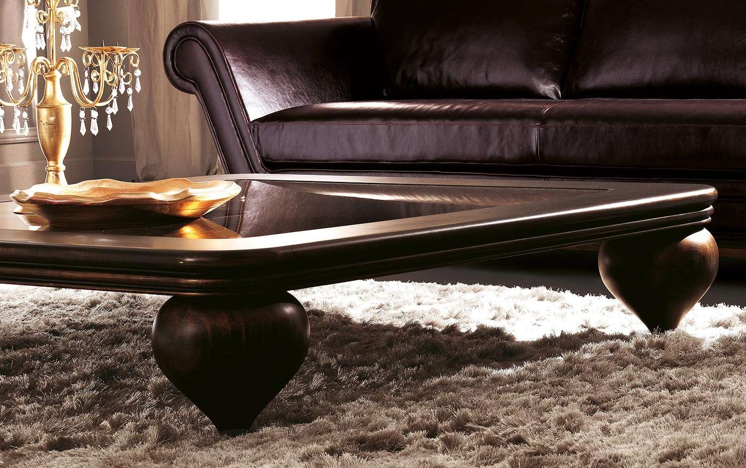 Widely Used Luxury Coffee Tables Throughout Orione Coffee Tables Cortezari Italian Luxury Furniture High End (View 9 of 20)